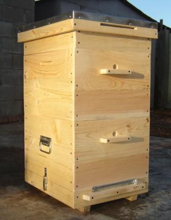 Пчелиный улей своими руками