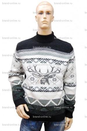 Нет ничего более узнаваемого, чем мужские свитера с оленями.