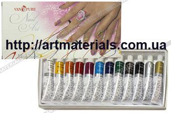 Краска акриловая для ногтей купить