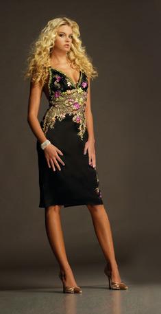 платья для полных женщин от шанель
